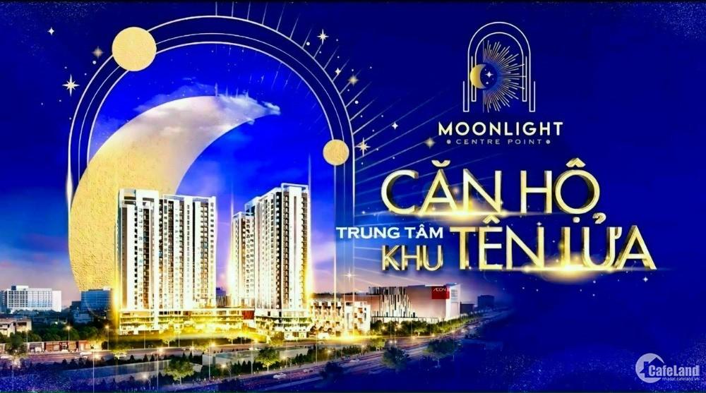 Chung cư Bình Tân - Moonlight Centre Point CĐT Hưng Thịnh g 3,6 tỷ đóng 1% tháng