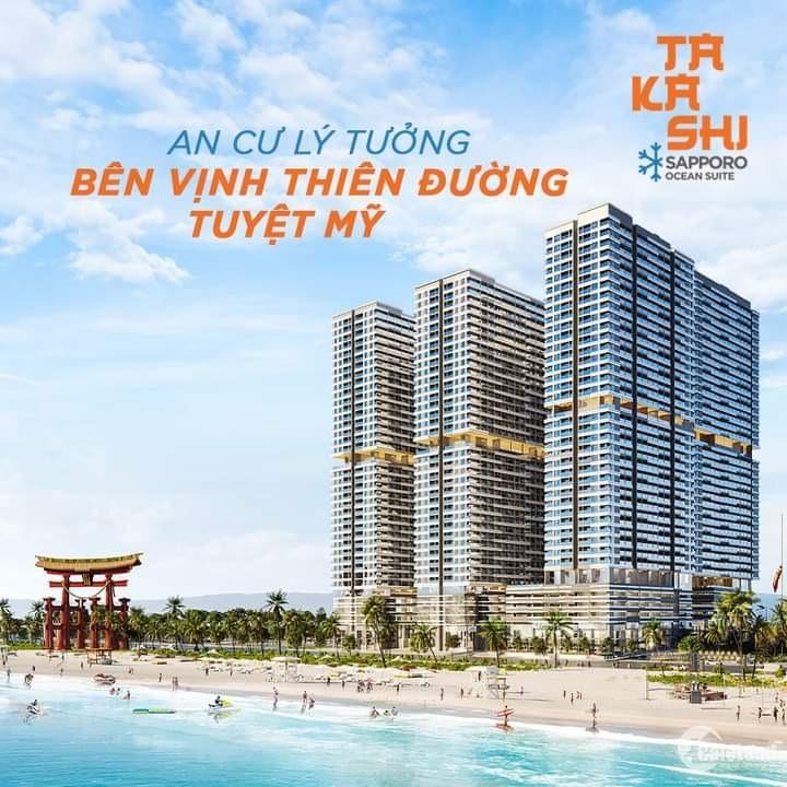 Dự án takashi ocean suite mang phong cách Nhật Bản lần đầu tiên tại Việt Nam