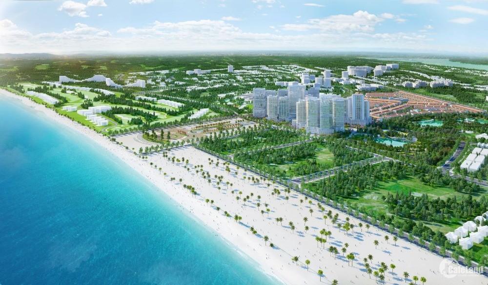 Sở hữu căn hộ giữa lòng vịnh biển Quy Nhơn sát bên resort FLC chỉ với 300tr