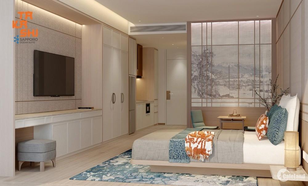 Thanh toán 260 triệu – Nhận ngay căn hộ Nhật Bản – Lợi nhuận 20%/năm