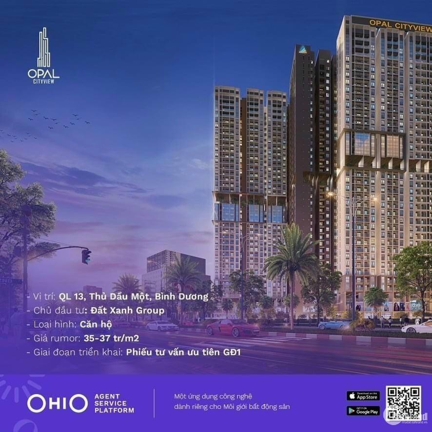 Dự án căn hộ cao cấp Opal CityView