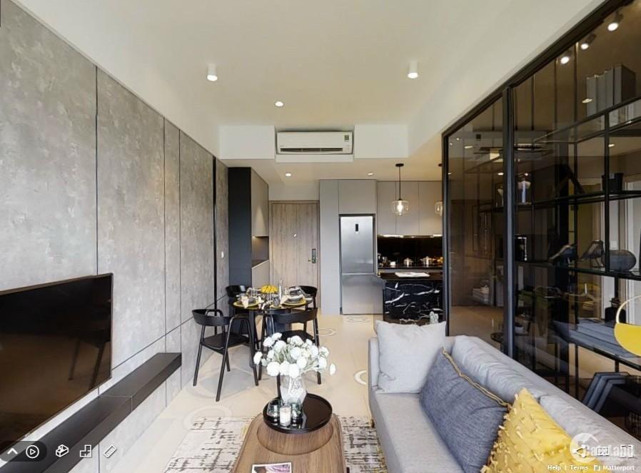Sở hữu căn hộ cao cấp Lavita Thuận An, gần KCN Vsip 1 chỉ 1,7 tỷ/ 2PN/ 69m2