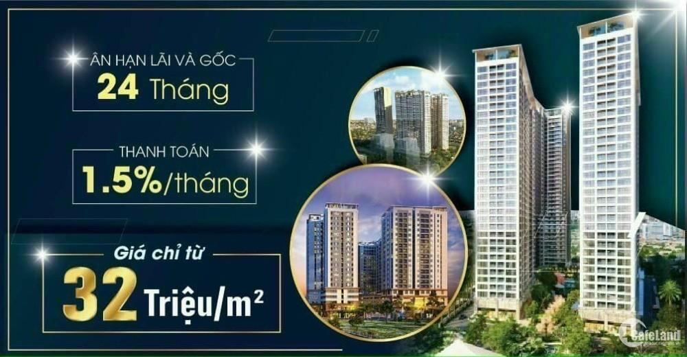 CĂN HỘ NGHỈ DƯỠNG CAO CẤP 2 PN LaviTa Thuận An