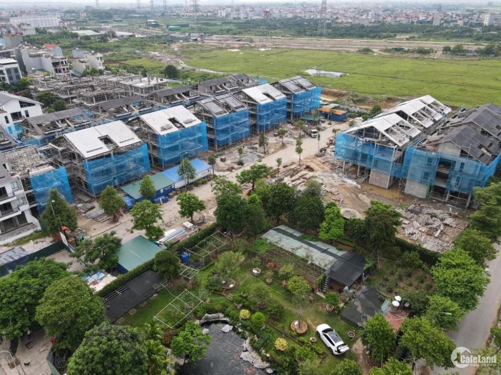 Bán BT đơn lập duy nhất Sol Lake villa Nam cường, 336m2 đất,CK 8%,LS 0% 18 tháng