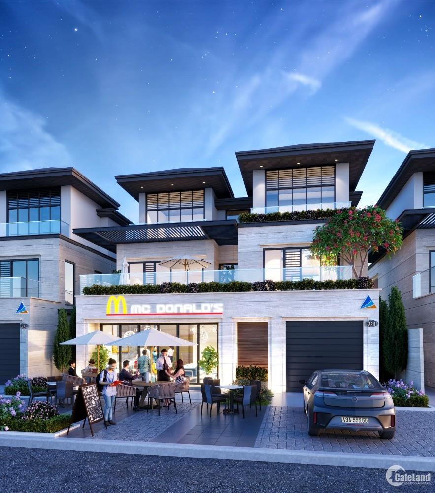 Chỉ 4 tỷ sở hữu ngay biệt thự đẳng cấp Regal Victoria ven biển Nam Đà Nẵng