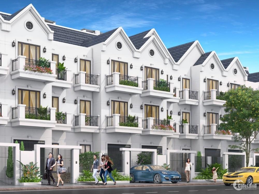 TIMES GARDEN Vĩnh Yên mở bán 30 căn nhà vườn, biệt thự với những ƯU ĐÃI hấp dẫn