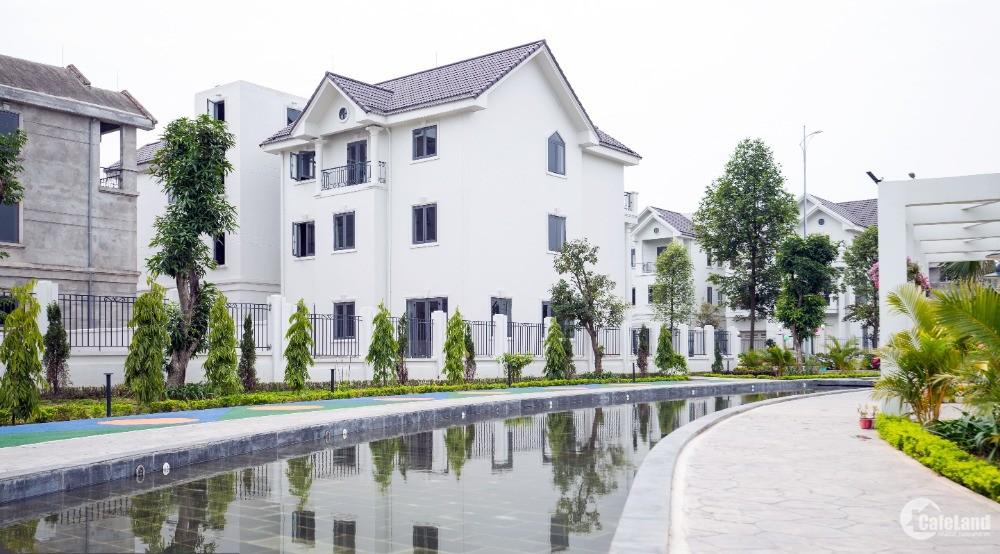 Bán biệt thự nhà vườn 400m2, 3.5 tầng, giá chỉ 37 triệu/m2