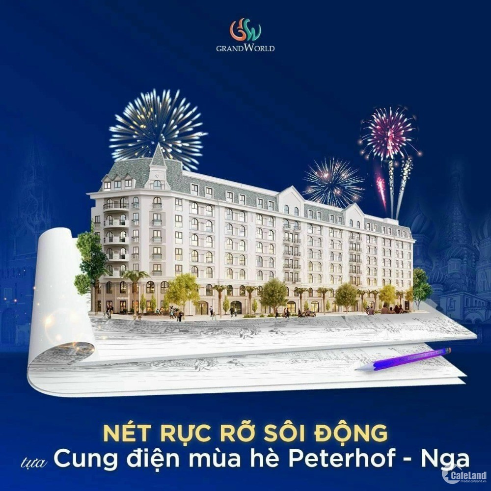 Boutique Hotel Phú Quốc 0 đồng, HTLS 01/08/2022 + 24 tháng Ân hạn gốc Đầu