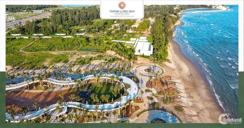 Nhà phố vườn cạnh biển, hồ bơi riêng dành cho 36 chủ nhân TT 25% nhận nhà