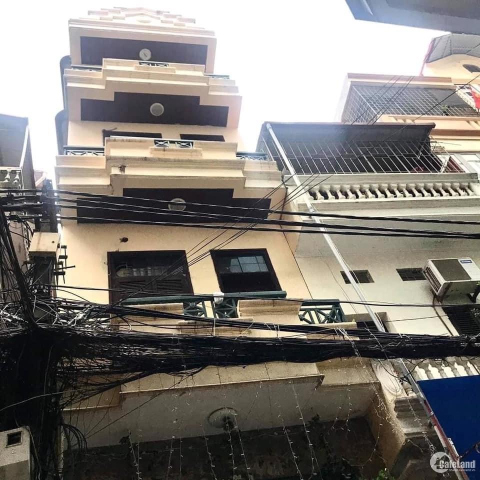 Nhà lô góc, ô tô tránh, Thái Hà , kinh doanh, 40m, 4 tầng, 9.7 Tỷ ĐốngĐa
