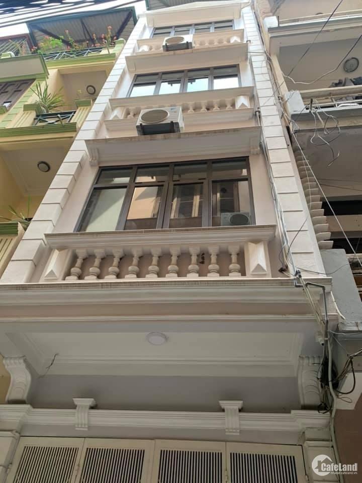 Nhà văn phòng, ô tô đõ cửa, 40m2 Nguyễn Chí Thanh 4 tầng, 9.5 Tỷ ĐốngĐa