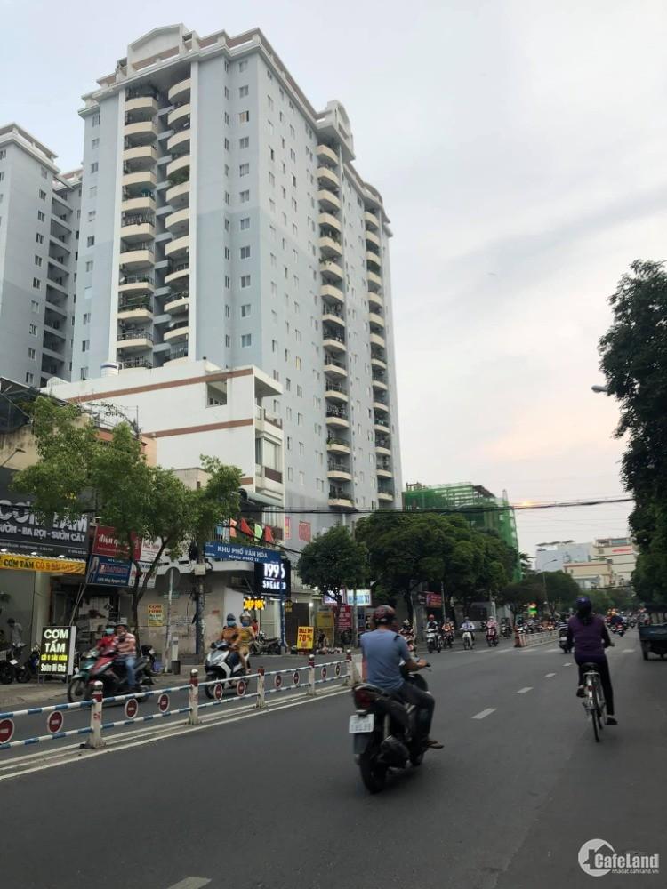 Mặt tiền 125m2 phường Phú Thọ Hòa, kế nguyễn Sơn, nhà nở hậu..