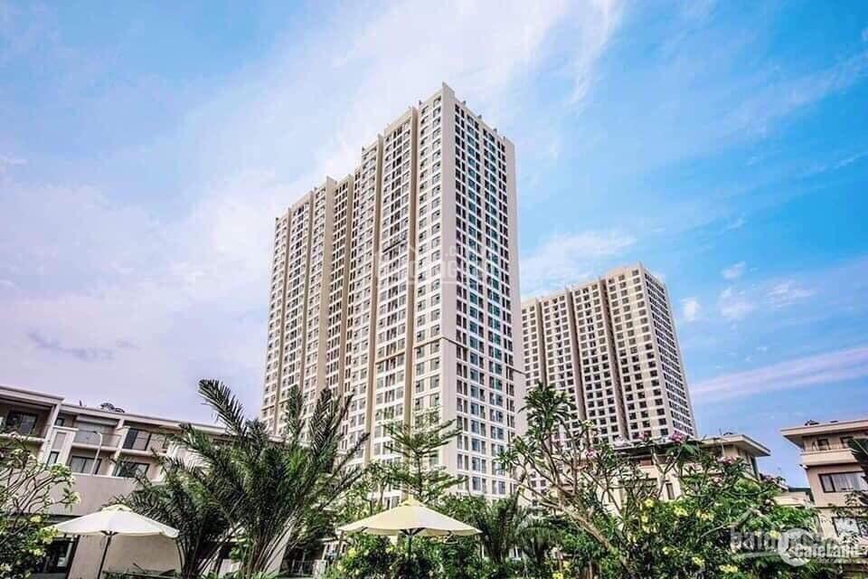 cho thuê căn 1pn tầng cao view biển chung cư green bay garden hạ long