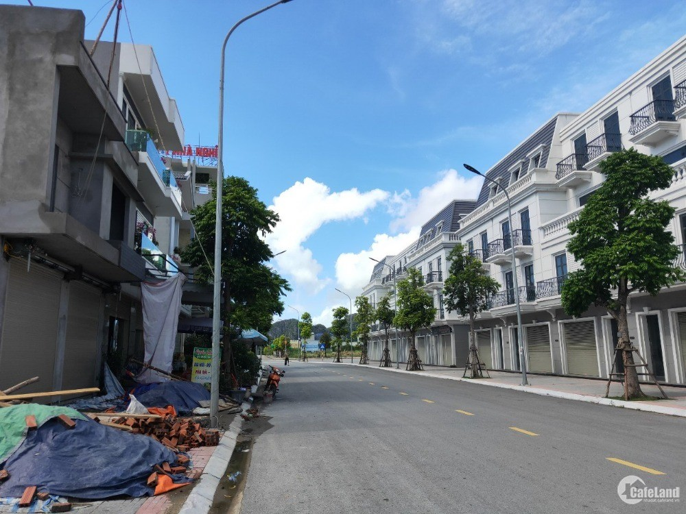 Chính chủ cần bán ô đất ngay bên hông VinCom Cẩm Phả