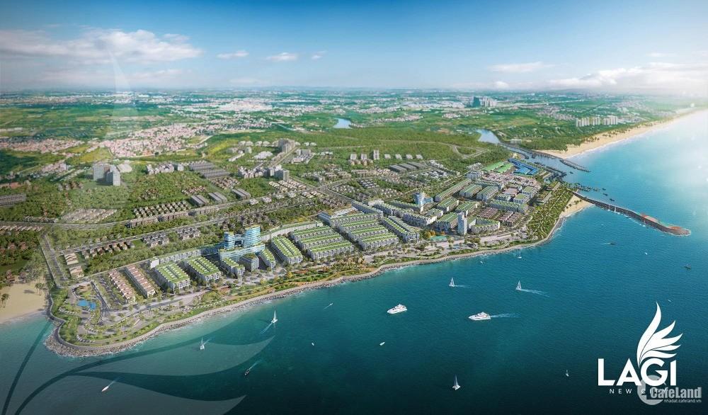 Hot! Khu Phức hợp Đô thị Thương mại - Dịch vụ và Du lịch biển Lagi New City
