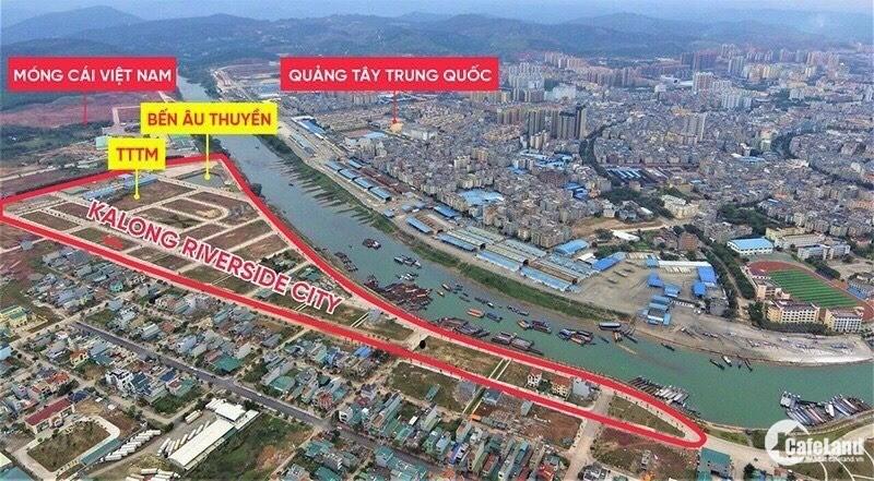Dự án Kalong River Side CiTy Móng Cái