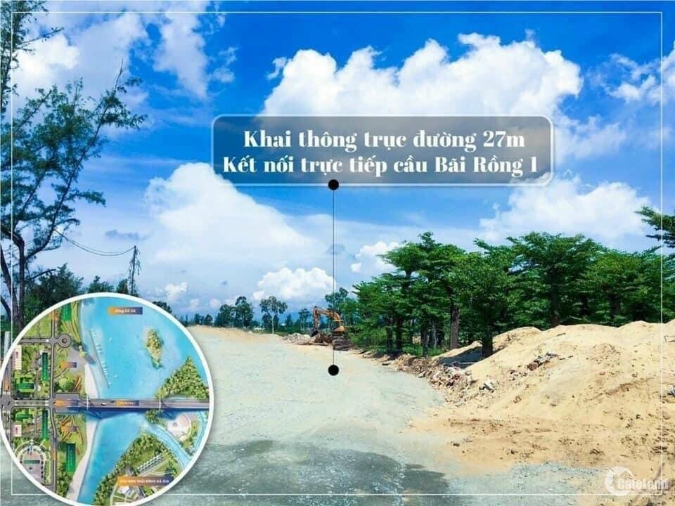 Dịch bệnh khó khăn cần bán nhanh lô đất gần đường Trần Đại Nghĩa, Ngũ Hành Sơn.
