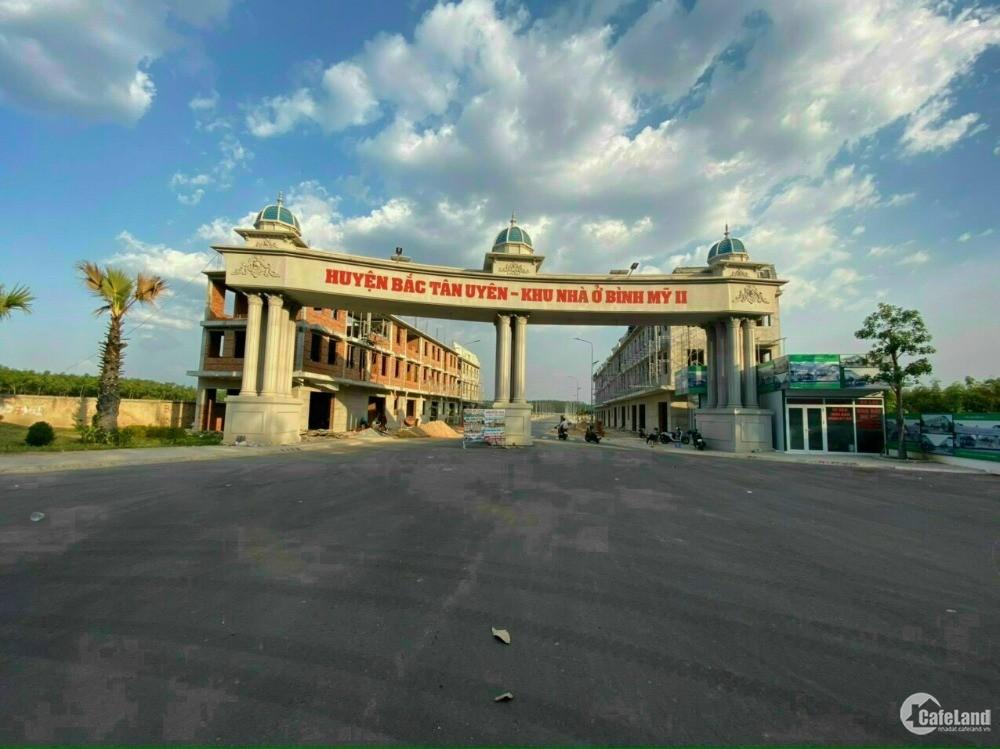 Đất nền siêu lợi nhuận Ngay cổng KCN VSIP2, Bình Dương.