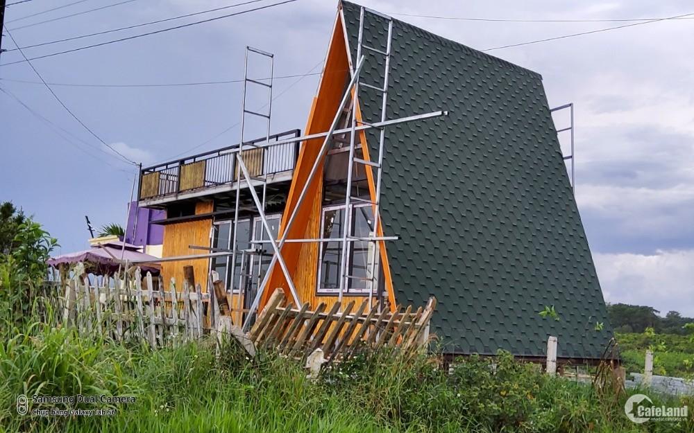 Bán Đất Thổ Cư + Nhà Vườn Trung Tâm  TP.Bảo Lộc, Đường QL20 - Lê Lợi
