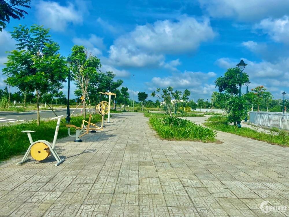 Lago Centro - KDC hiện hữu - mua đất nhận sổ xây nhà ở ngay và luôn