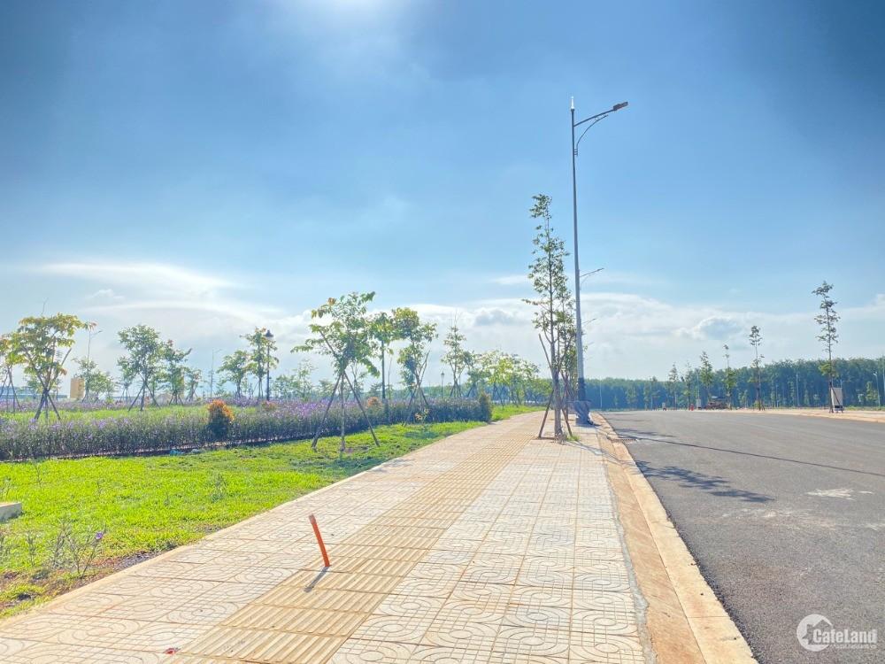 KĐT ÂN PHÚ lô đất mặt tiền View ôm trọn không gian Xanh công viên