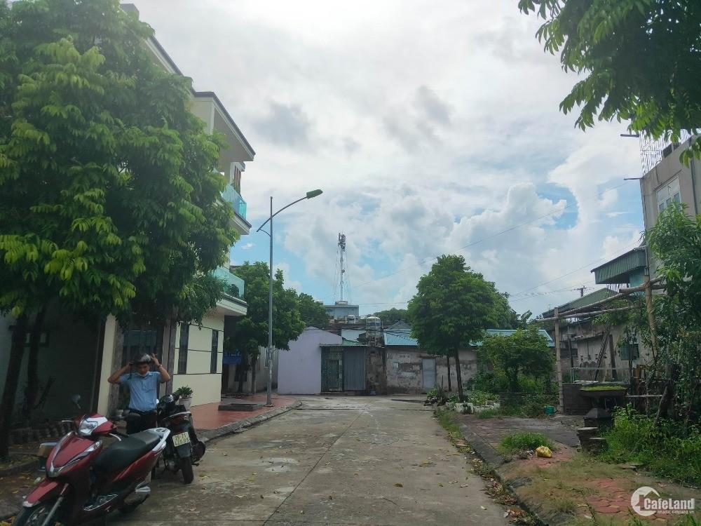 Bán ô đất khu chợ tạm Cẩm Đông - đối diện cổng trường Ngô Quyền - Cẩm Phả