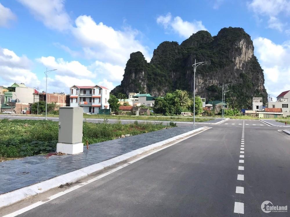 Chính chủ gửi bán 2 ô (1 ô góc + 1 ô thường) Dự án ông Hội - Km5 Cẩm Phả
