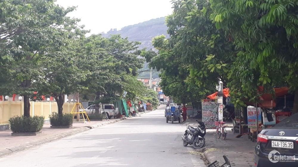 Bán ô đất biệt thự gần công ty than Hạ Long- Cẩm Đông- Cẩm Phả giá 10.x tr/m2
