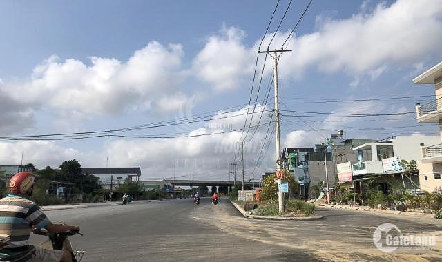 Đất nền 100m2 KDC Hải Sơn kế chợ Hưng Long sổ hồng riêng giá thương lượng