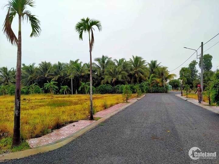 Chính chủ kẹt tiền bán gấp lô đất liền kề KCN Tân Hương