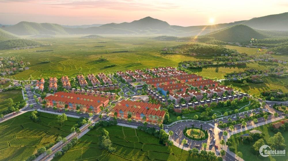 Đầu tư BĐS Đà Bắc-Tiềm năng sinh lời cho các nhà đầu tư ngay tâm dịch