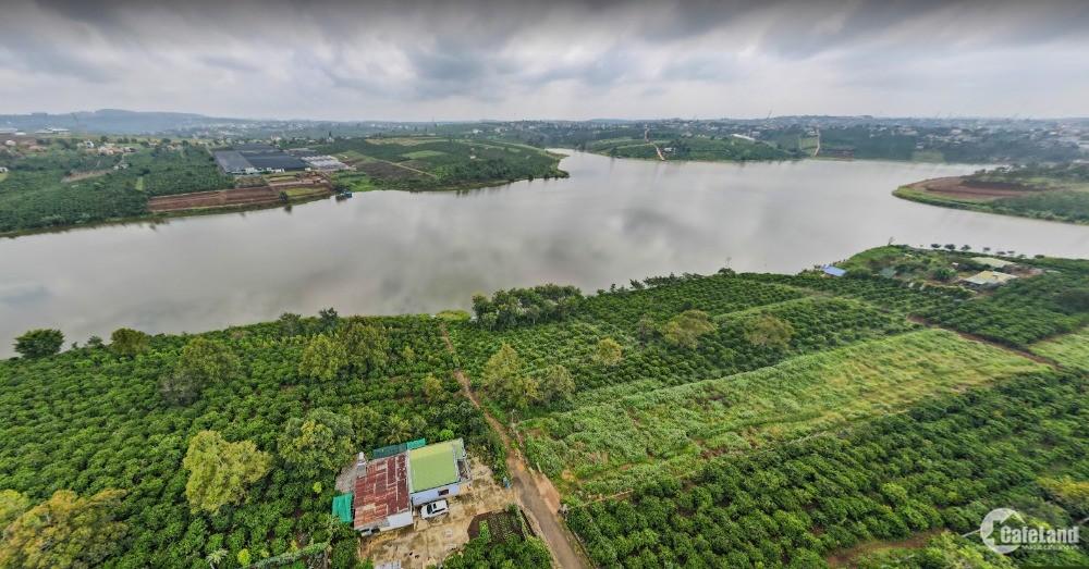 Đất nghỉ dưỡng CENTRAL LAKE vị trí tại trung tâm DI LINH, đã có sổ - đất ở đô th