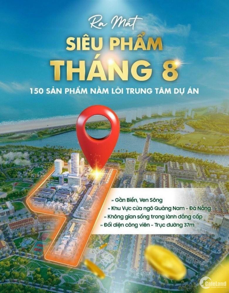 Dự án Indochina Riverside Complex giá gốc CĐT. Ven biển Nam Đà Nẵng