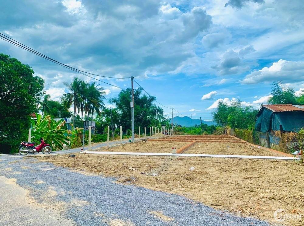 Sở hữu ngay lô đất Suối Tiên - Diên Khánh Đường QH 20m - Có Sổ chỉ với 420 triệu