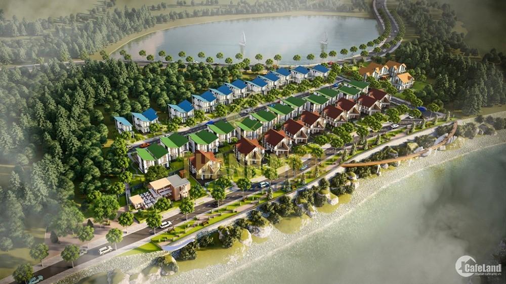 Khu dân cư nghỉ dưỡng Nam Đà Lạt - Biệt thự đa công năng Triple Keys