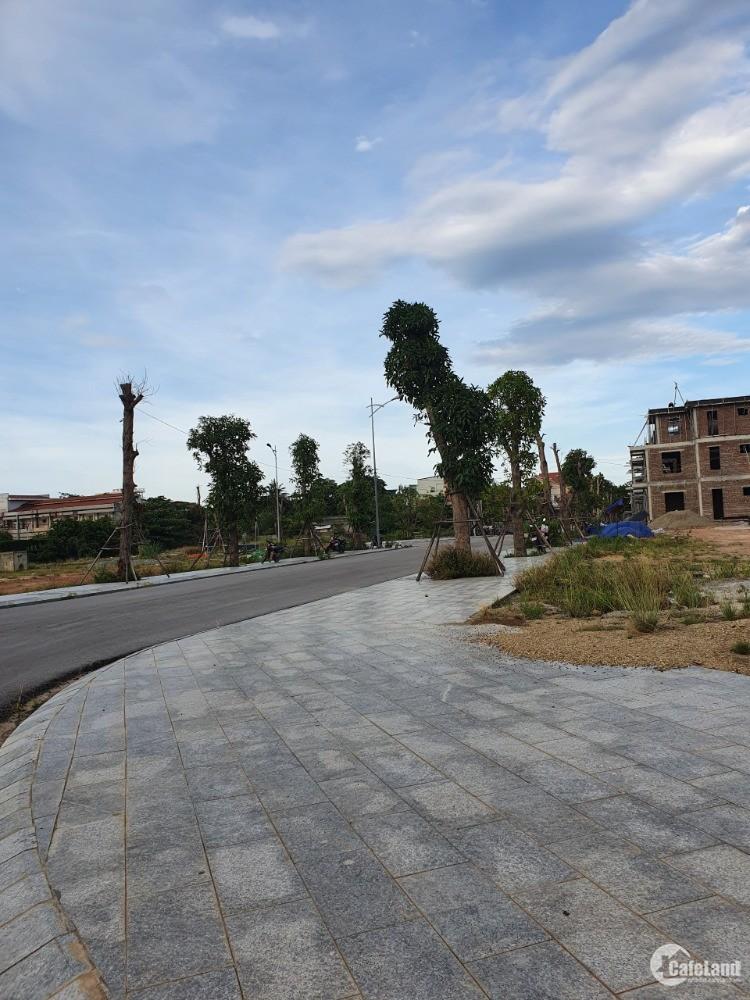 Lô đất dãy 2 Trần Hưng Đạo ngay trung tâm thành phố Đồng Hới