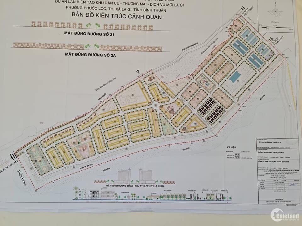 Nhận đặt booking đất mặt tiền biển dư án lagisan Habour