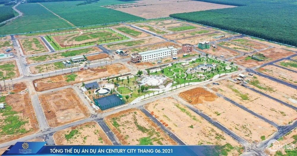 Bán đất cửa ngõ Sân Bay Long Thành giá chỉ 1tỷ5/nền. LH: 0965385485