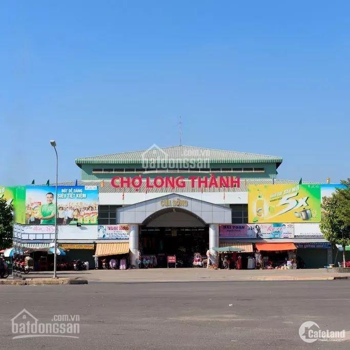 Đất đẹp gần khu D2D Lộc An - Long Thành, SHR, thổ cư 100%, giá chỉ 1,9 tỷ. LH: 0