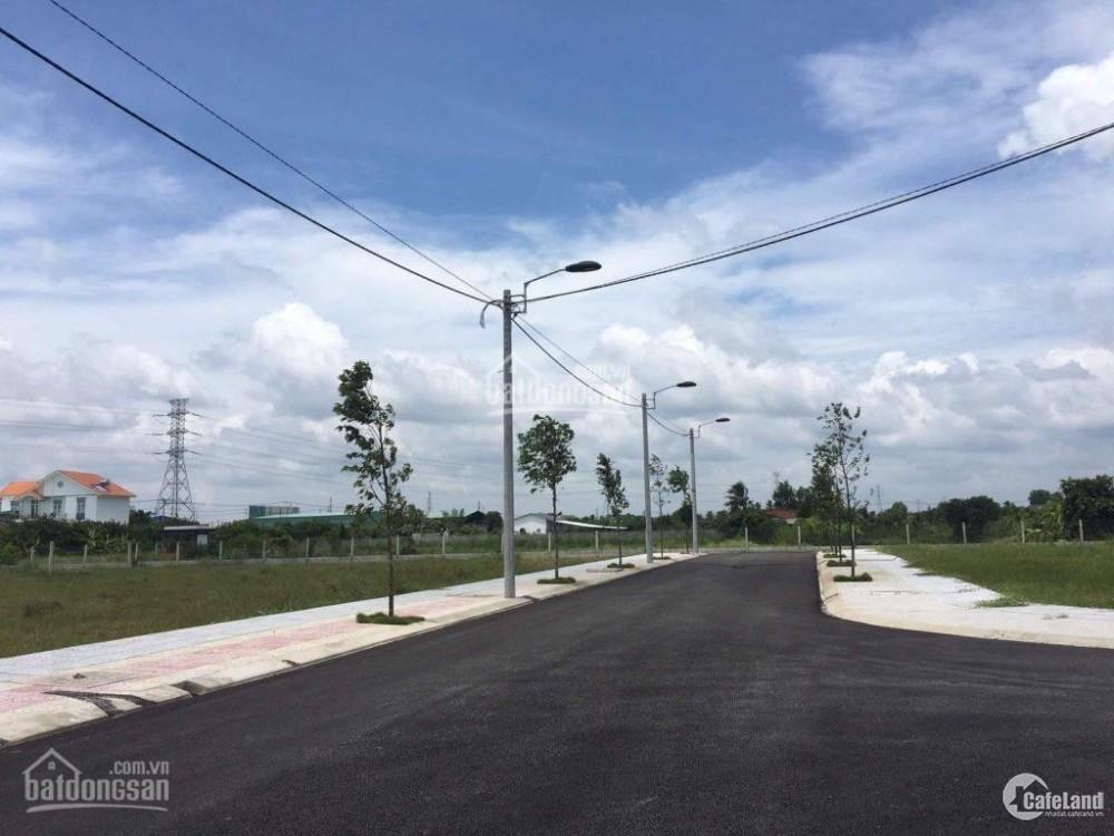 Bán đất đô thị mặt đường 12m 390tr 75m2