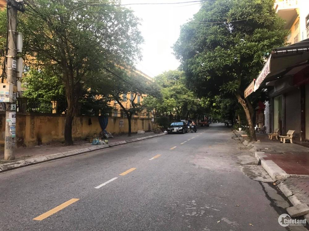 Bán lô đất mặt phố Đỗ Ngọc Du, TP HD, 80m2, mt 4.5m, đường to, KD buôn bán sầm u
