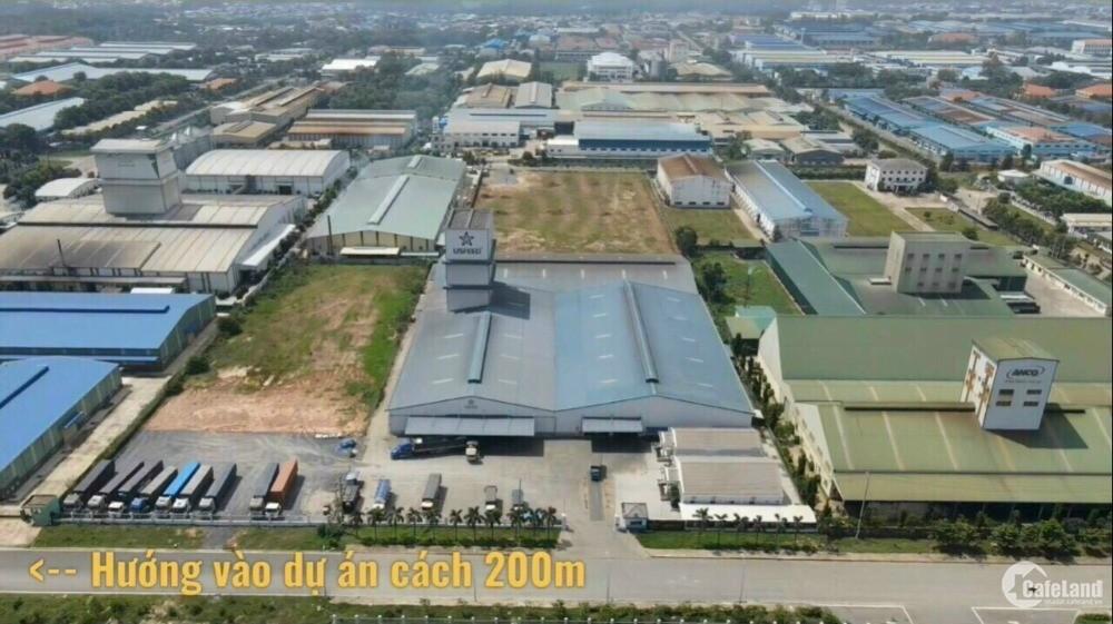 Sở hữu Khu đô thị thương mại Ngã ba Trị An giáp thành phố Biên Hòa chỉ từ 560tr!