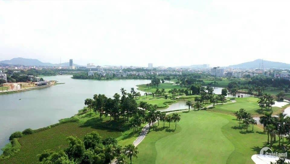 Biệt Thự Ven Hồ Trung tâm TP Vĩnh Yên