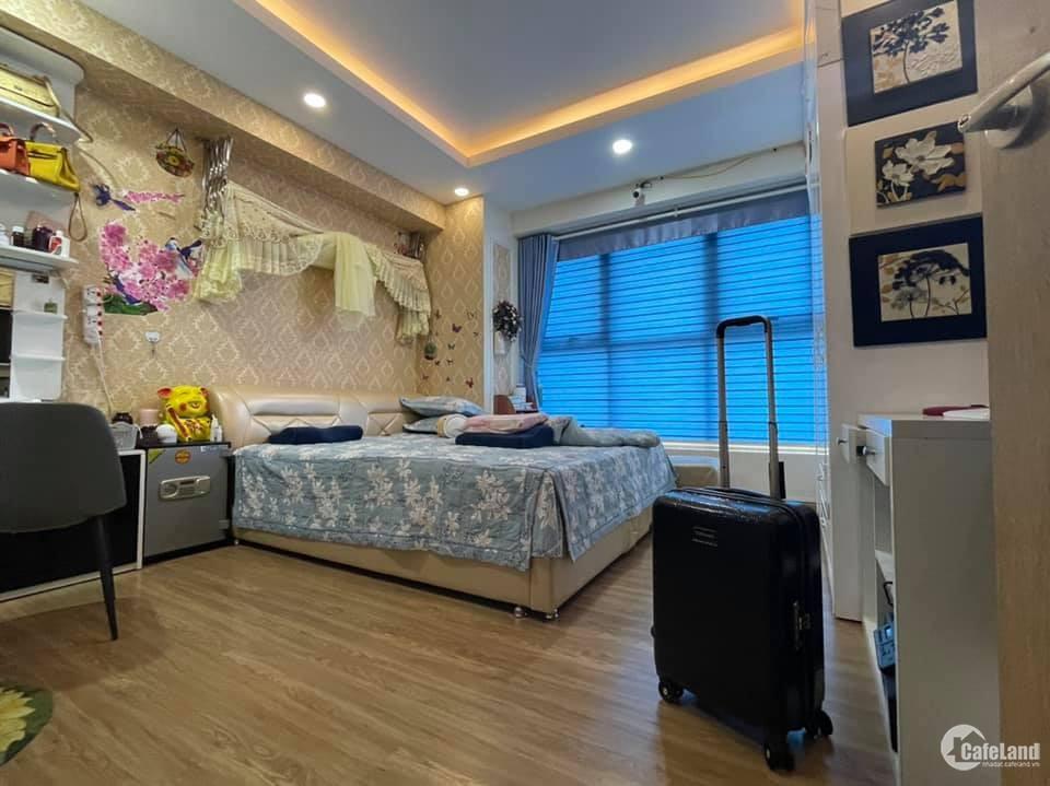 Chính chủ bán nhà Quang Trung, Hà Đông 48m2 mặt tiền 5.5m xây 5 tầng kinh doanh