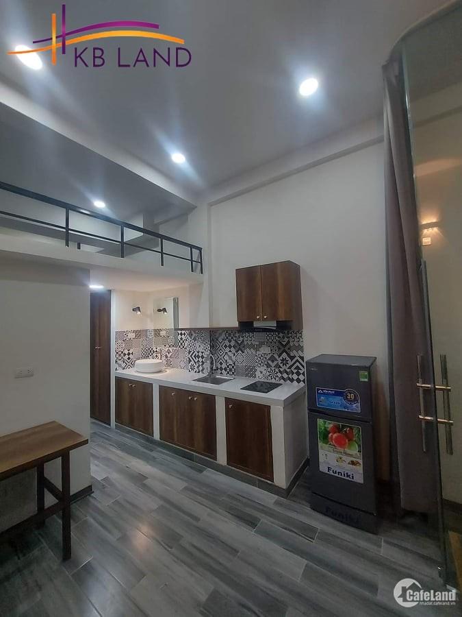 Bán CHDV Xuân Diệu, 60m2x7T, 5 căn hộ, HS 75tr/tháng, nhỉnh 12 tỷ. LH 0988797408