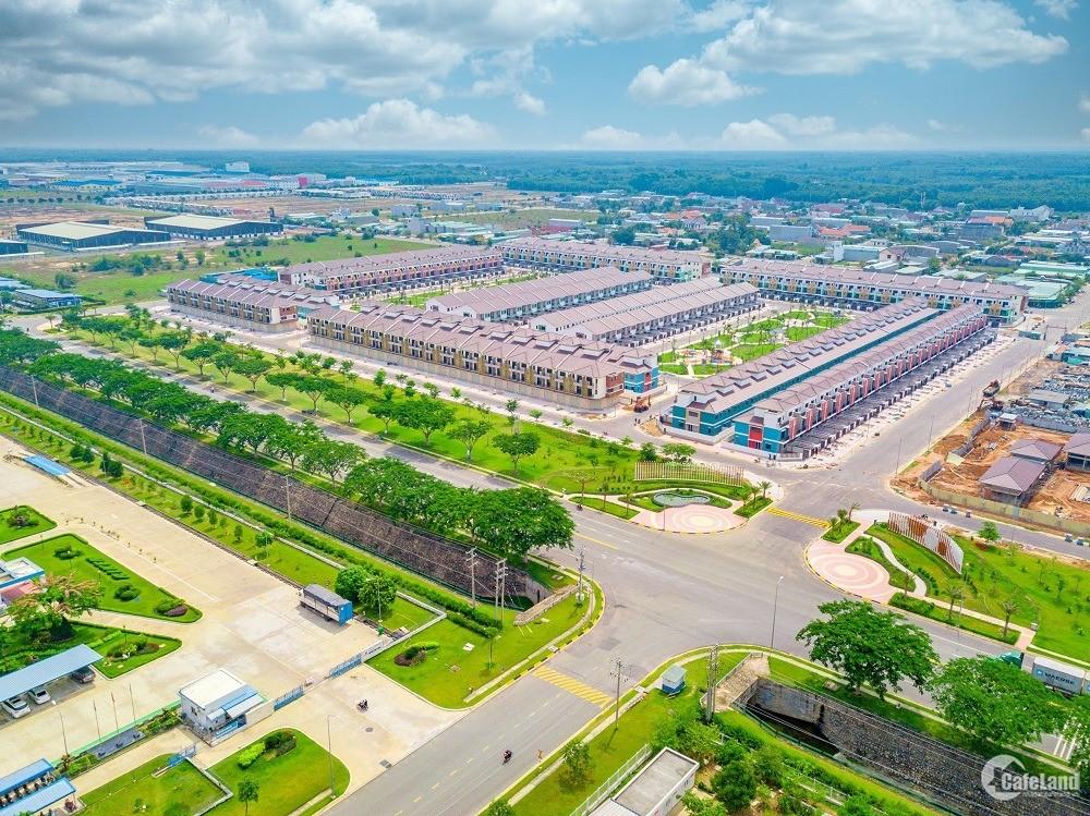 Ra mắt sản phẩm CASA CENTRAL trung tâm khu công nghiệp VSIP 2A Bình Dương. Trí