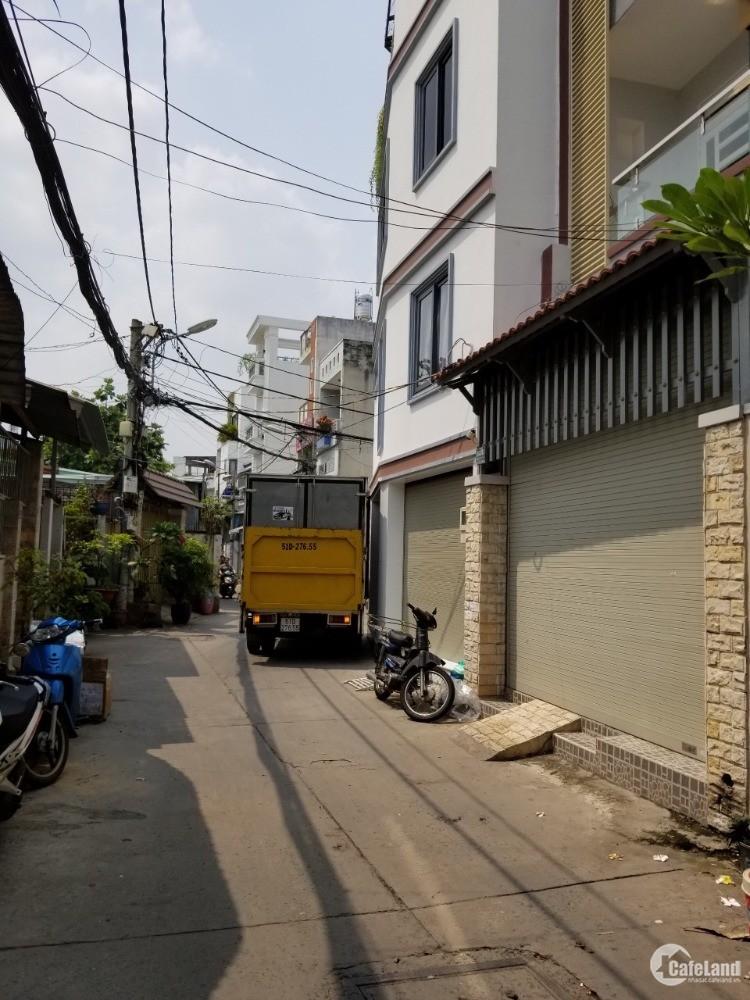 Cho thuê nhà HXT Thống Nhất, P15, Gò Vấp, 4x20m, 1 trệt, 1 lầu, 8 triệu/tháng