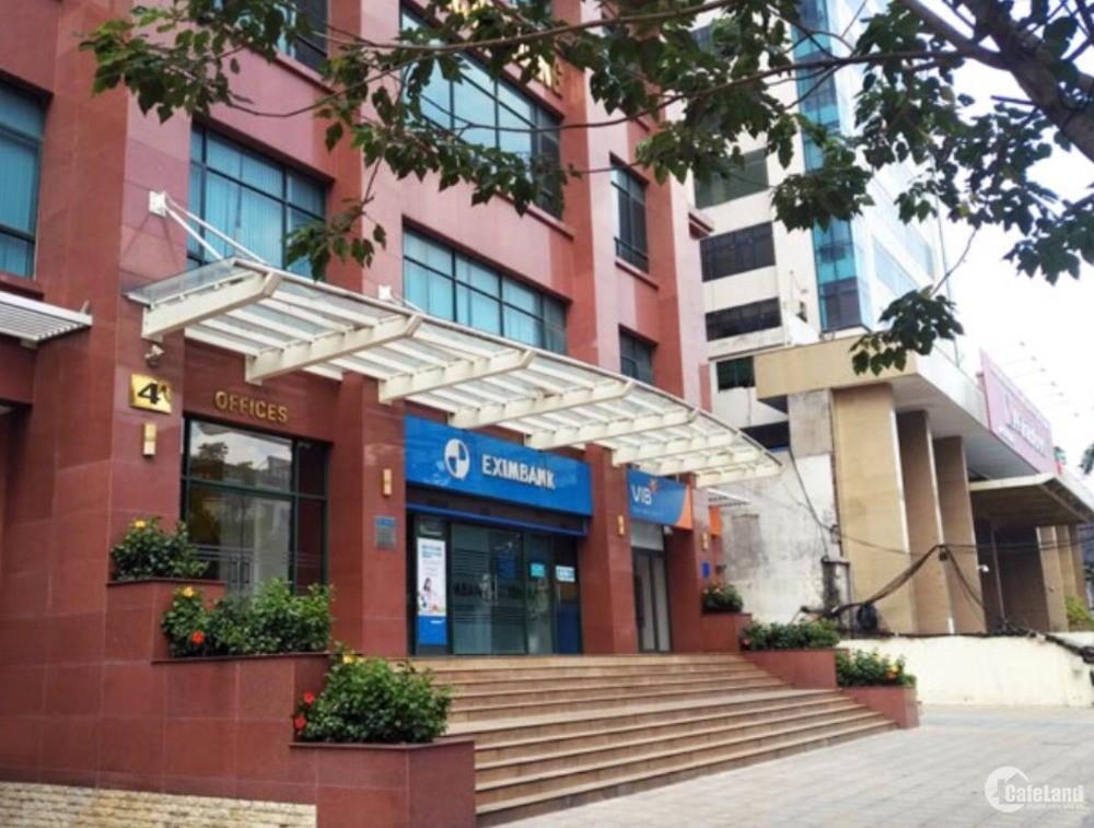 BQL tòa nhà Harec Láng Hạ , Ba Đình cho thuê văn phòng