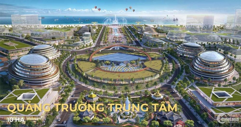 Đầu tư đón đầu - Bùng nổ lợi nhuận cùng ParaSol - KN Paradise Cam Ranh