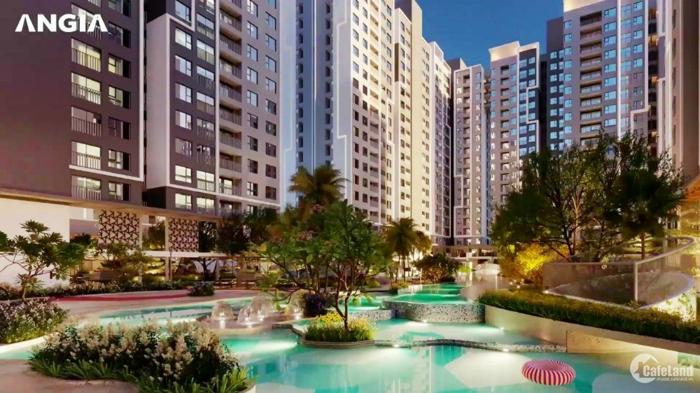 mua nhà hoàn tiền 100 triệu chỉ có Westgate An Gia chỉ cần 660 triệu